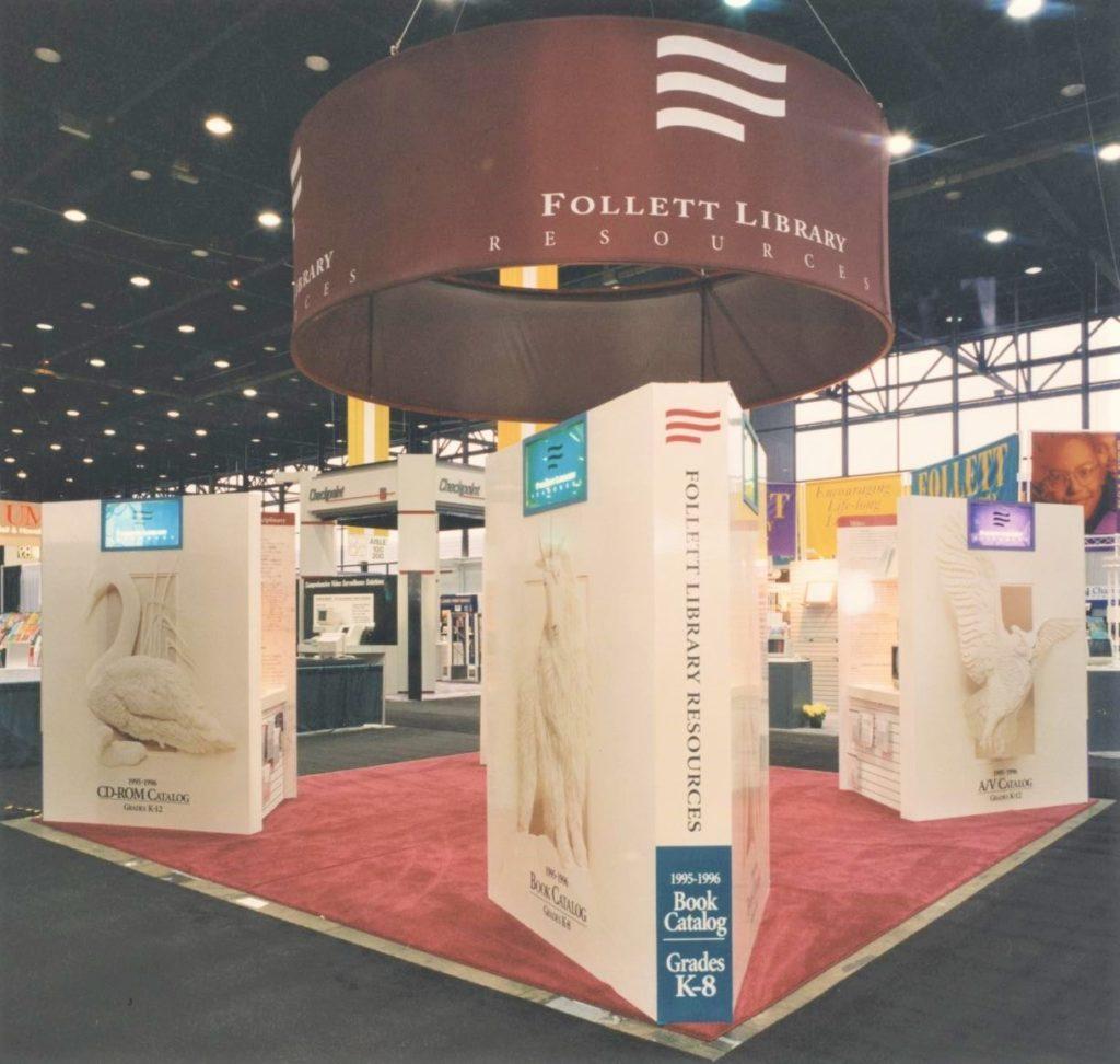 Custom Trade Show Booth in Cincinnati OH