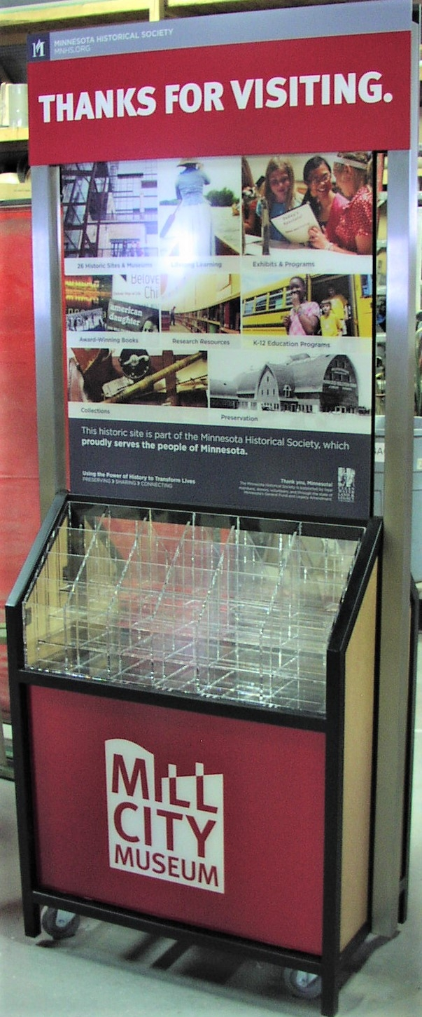 Museum Exhibit Fabrication in Los Angeles CA