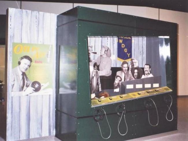 Museum Exhibit Fabrication in Cincinnati OH